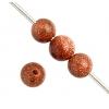 Semi-Precious Round 3mm Amethyst